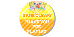 GAME CLEAR!