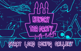 HUNGRY TEA PARTY