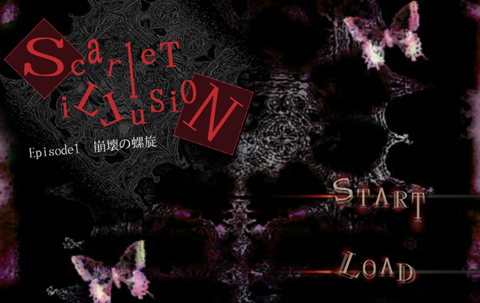 Scarlet illusion -Episode1:崩壊の螺旋-